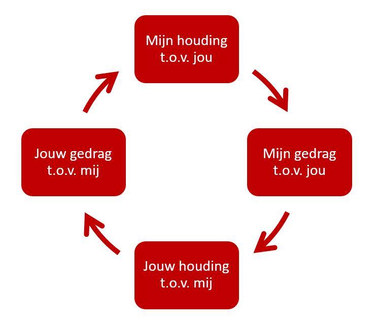 Houding-Gedrag-Cirkel